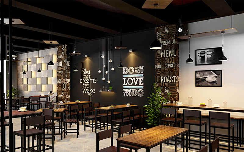 báo giá thiết kế quán cafe tại tphcm