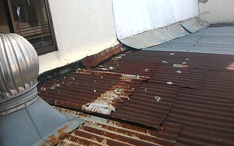 cách chống dột mái tôn