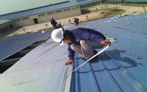Dịch vụ chống dột mái tôn nhà