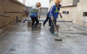 dịch vụ chống thấm sàn nhà