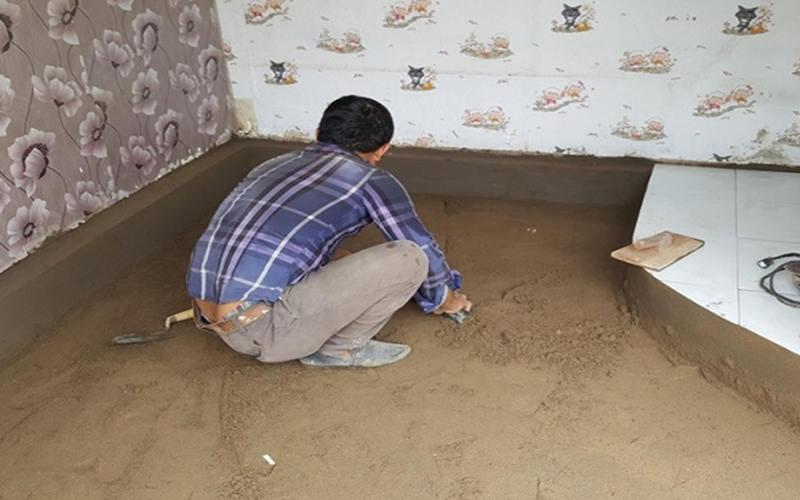 nâng nền nhà bao nhiêu tiền