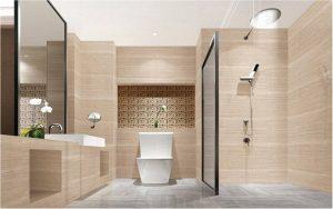 gạch ốp tường nhà vệ sinh có đắt tiền không?
