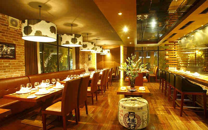 thiết kế thi công nhà hàng ăn uống tphcm