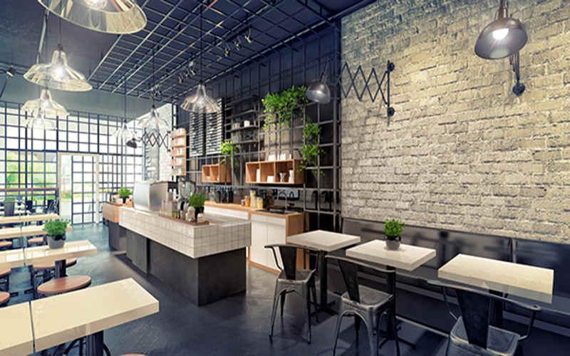 thiết kế thi công nội thất quán cafe tphcm