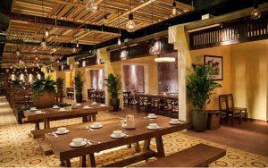 thiết kế thi công nhà hàng nướng đẹp