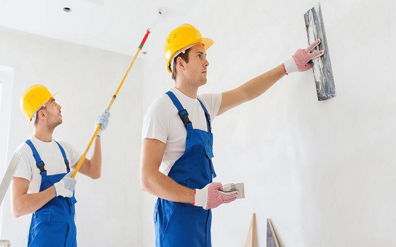đội thi công sơn nhà trọn gói tphcm