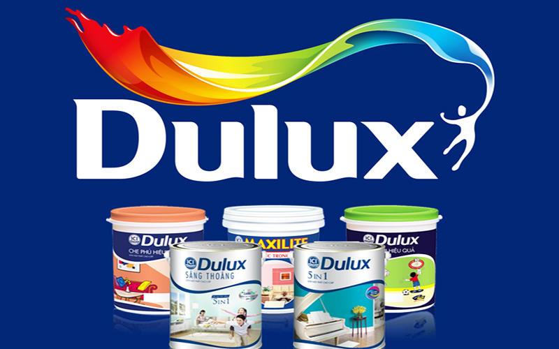 sơn nước dulux