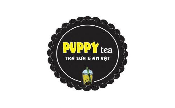 mẫu logo trà sữa hot