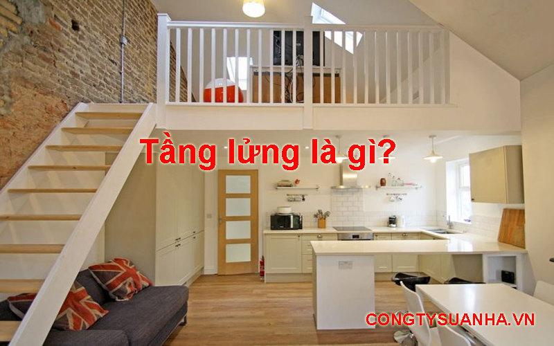 tầng lửng là gì