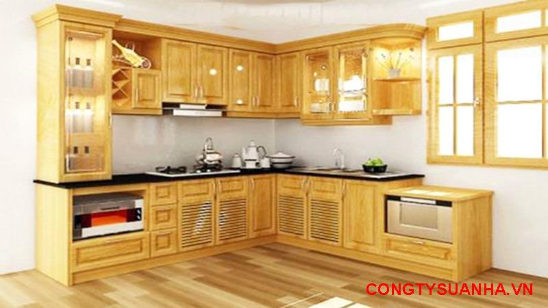 Hướng bếp là hướng nào?, mẫu nhà bếp đẹp nhất