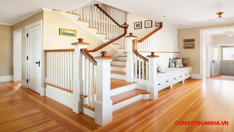 diện tích cầu thang bao nhiêu là hợp lý