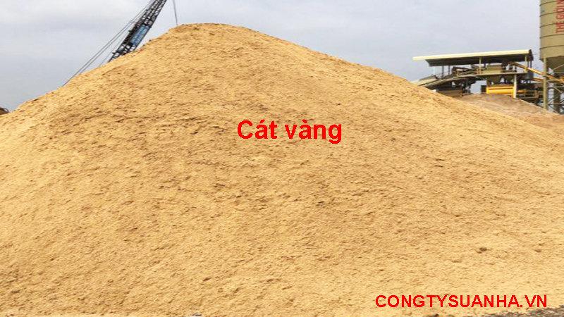 cát vàng là gì