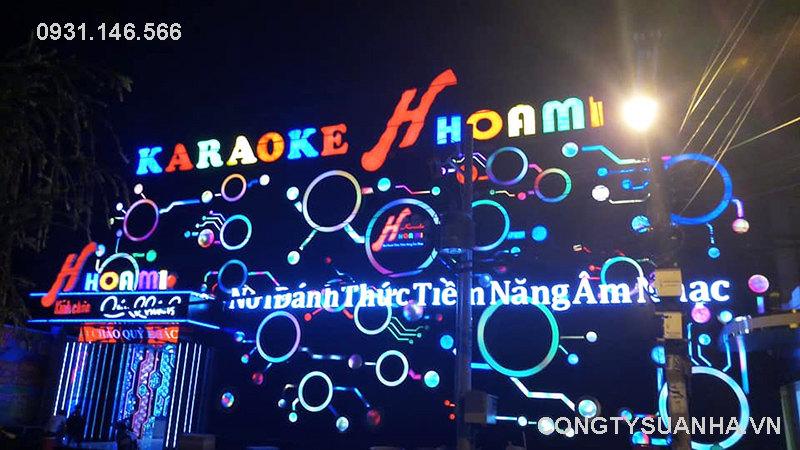 kinh doanh phòng hát karaoke hoa mi