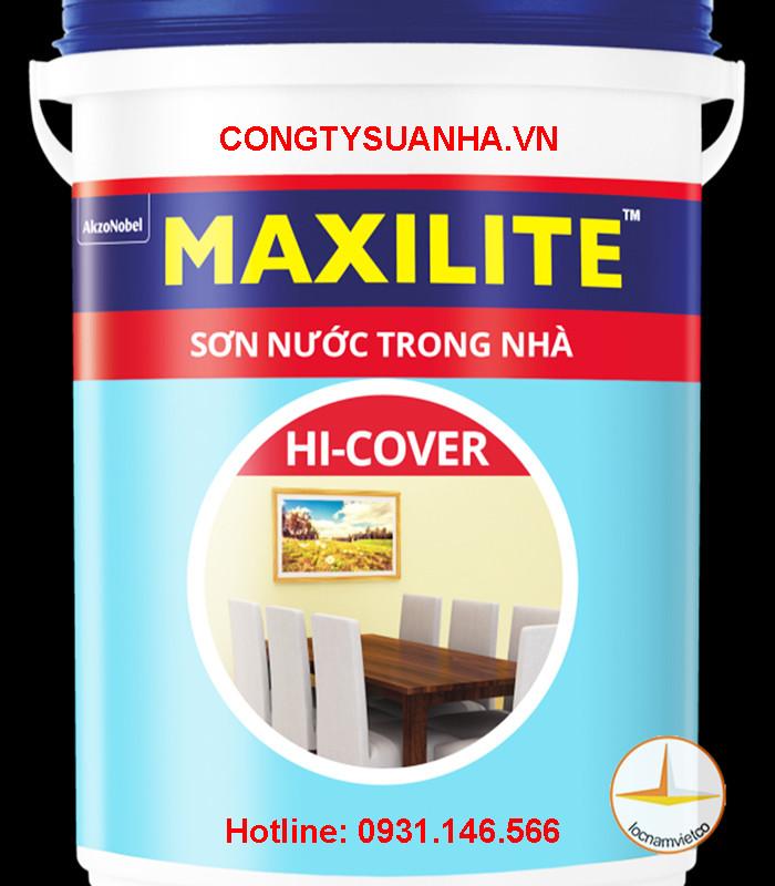 sơn nước maxilite giá rẻ tphcm