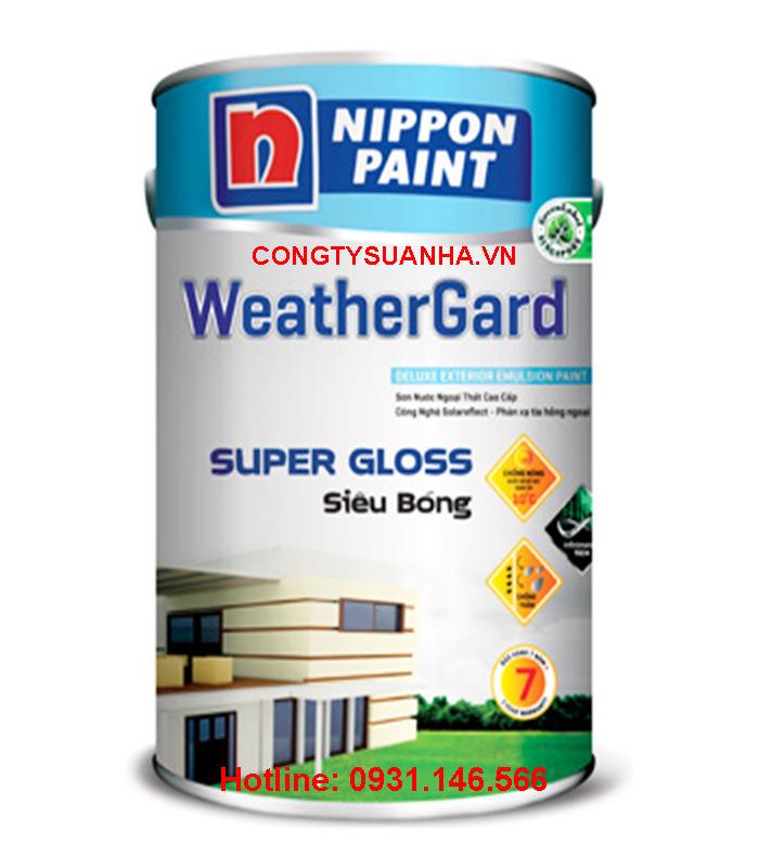 sơn nước nippon giá rẻ hcm